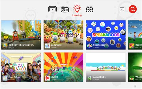 Home Study Design Tips by Youtube Kids Launches In The Philippines Philippine Primer