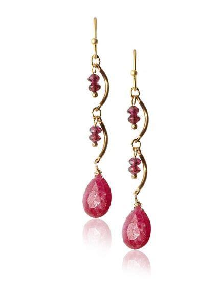 Asymmetric Drop Earrings wendy mink jewelry asymmetric drop earrings gold multi