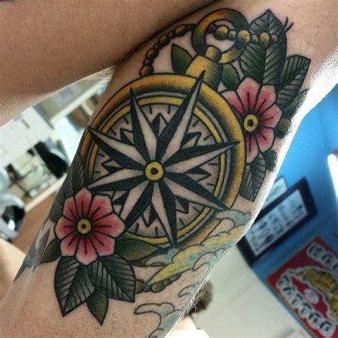 old tattoo designs school compass buscar con school
