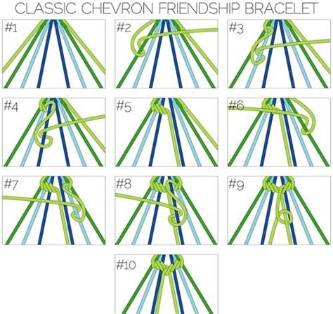 How To Do String Patterns - best 25 easy friendship bracelets ideas on