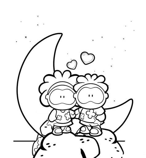 imagenes de amor con muñecos animados imagenes de amor con dibujos lindos faciles y divertidos