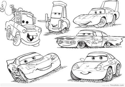 coloring pages of cars online free disney cars coloring pages timykids