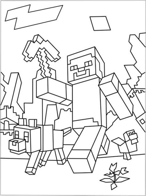 minecraft coloring sheets free minecraft coloring sheet to print out coloring