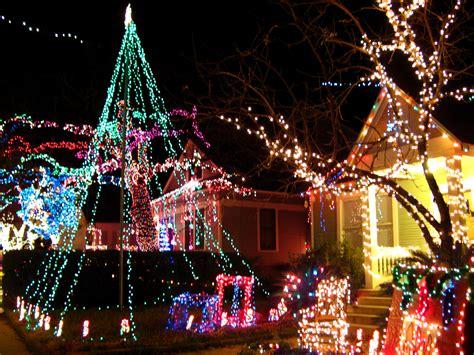 37th street christmas lights austin austin 37th street da keiki blog