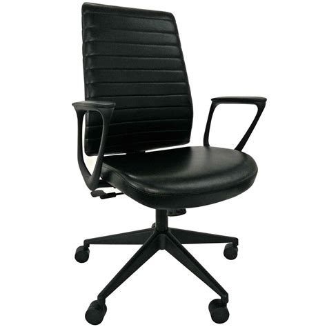 swivel leather chairs modern frasso leather swivel chair with loop arms black leather zuri furniture