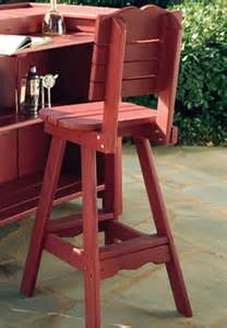 portland outdoor bar stool with back for sale cottage
