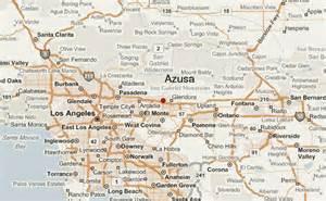 azusa location guide