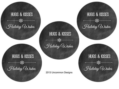 printable labels for mason jar gifts 7 best images of lid printable tags free printable