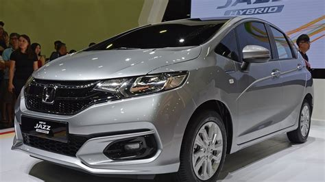Honda All New Jazz 2017 2017 honda jazz fit facelift new honda jazz facelift