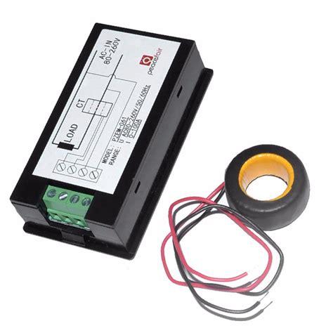 Ac Sharp 260 Watt medidor digital ac 80 260 watt 237 metro er 237 metro