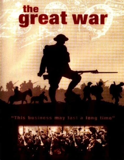 great series greatsharez the great war 1964 series by cbc abc