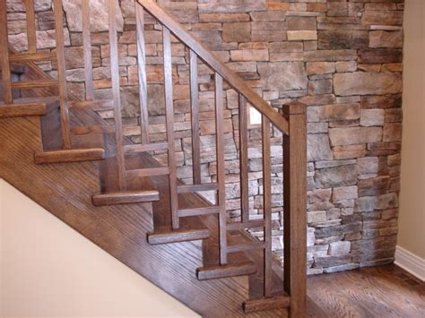 Wood Railings For Stairs Interior Railing Archives Inspiring Home Decor