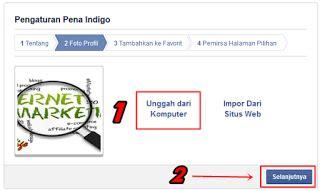 cara membuat fanspage facebook di website cara mudah membuat fanspage facebook til di blog pena