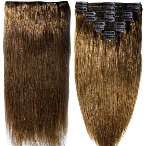 cheap thick clip in hair extensions new excellent 100 real cheap thick clip in remy human