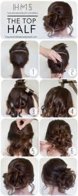 how to give myself the best hairstyle with a widows peak for 10 magnifiques coiffures faciles et rapides 224 r 233 aliser soi m 234 me coiffure simple et facile