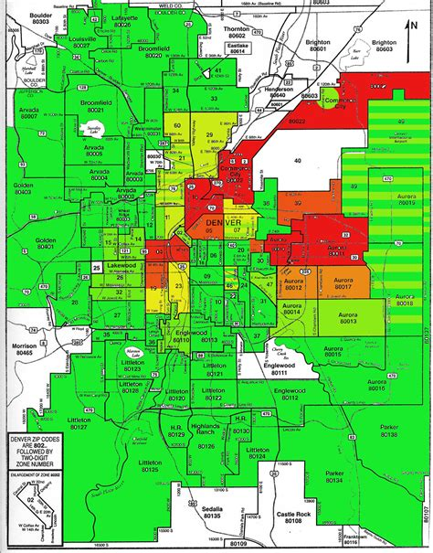 zip code map denver what are denver s bad areas aguilar neighborhood live zip code colorado co