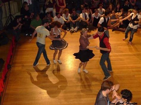 Swing By ã Ver by El Baile M 225 S Vintage A Ritmo De Swing Lindy Hop En