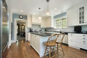 Blue And White Kitchen Ideas by 53 Spacious Quot New Construction Quot Custom Luxury Kitchen Designs