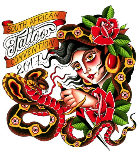 tattoo parlor cape town the south african international tattoo convention 2017