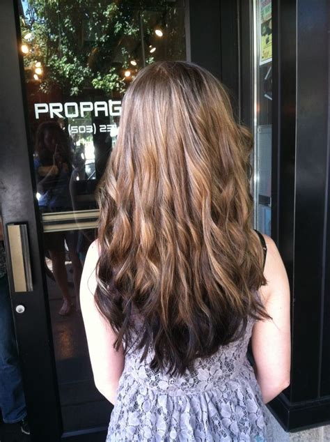 reverse ombre reverse ombre hair pinterest reverse ombre and ombre