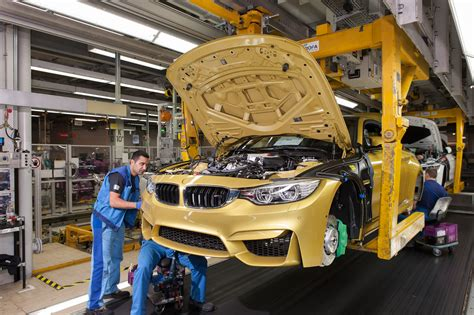 bmw factory assembly line bmw f82 m4 production line wallpapers