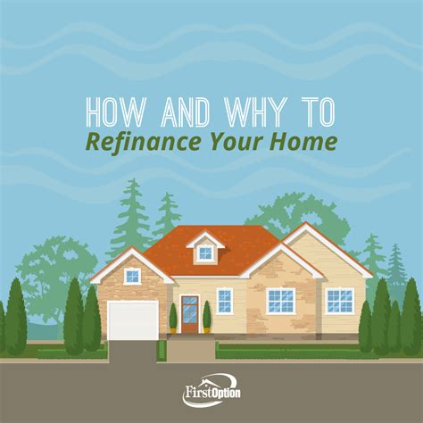 how and why to refinance your home