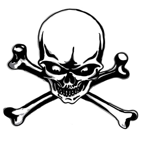 simple skull tattoo designs simple designs skull clipart best