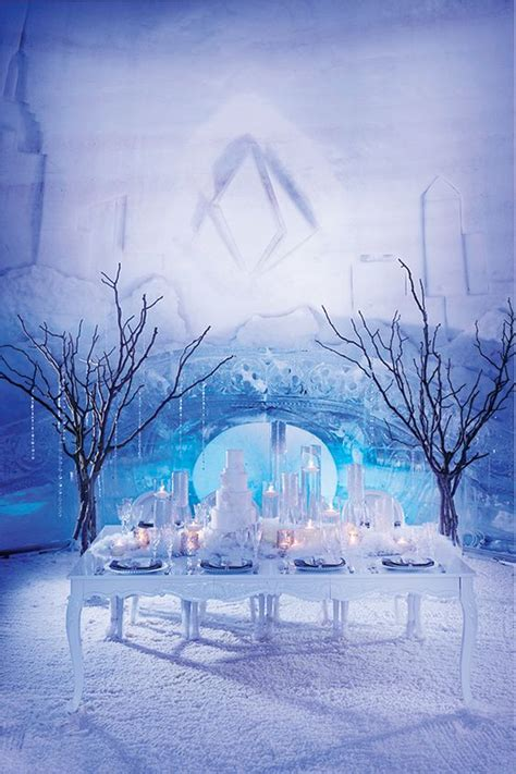 34 magical winter wedding ideas weddingomania