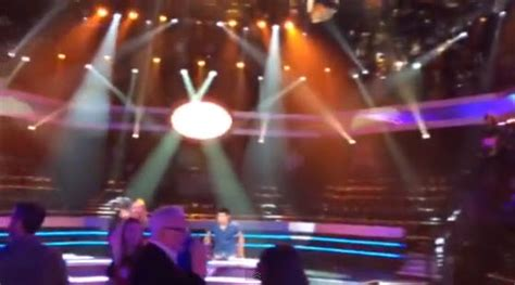 Dominate Stage At American Idol by American Idol Season 13 Stage American Idol Net