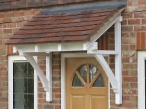 How To Build A Door Canopy Roof by Timber Door Canopy Kit Pitched Roof Front Door Canopy