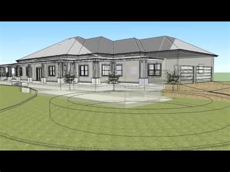 new home design in 3d for acreage properties