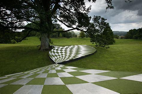 art design jobs scotland green planet charles jencks s gardens in pictures art