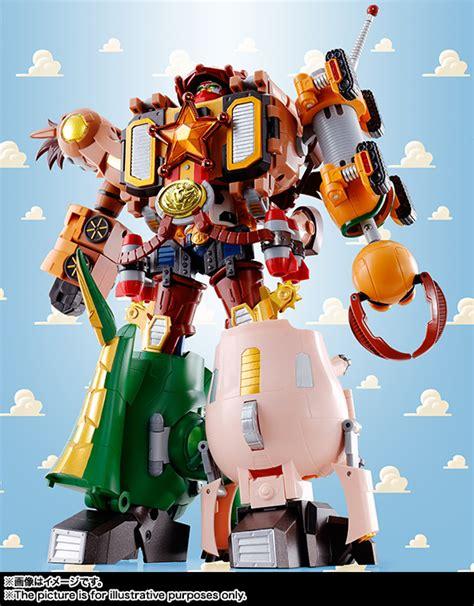 story robot transformer featured in japanese line