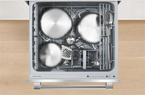 single drawer dishwasher panel ready dd24si9n fisher paykel 24 quot single drawer dishwasher