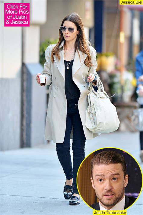 Jessica biel pregnant justin timberlake s wife shows off stomach