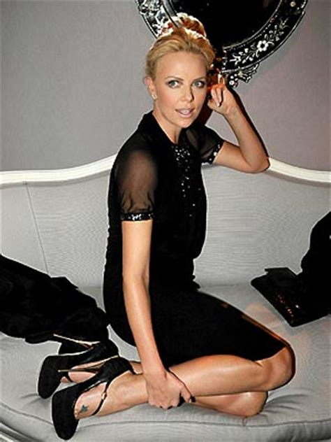 charlize theron tattoo charlize theron photos images charlize theron