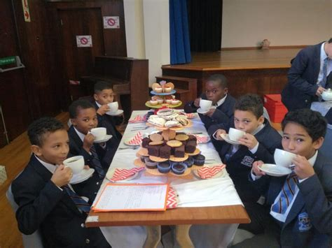 groote schuur primary groote schuur primary school grade 4 high tea