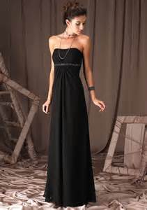 black dresses for wedding bridesmaid all about wedding black bridesmaids dresses