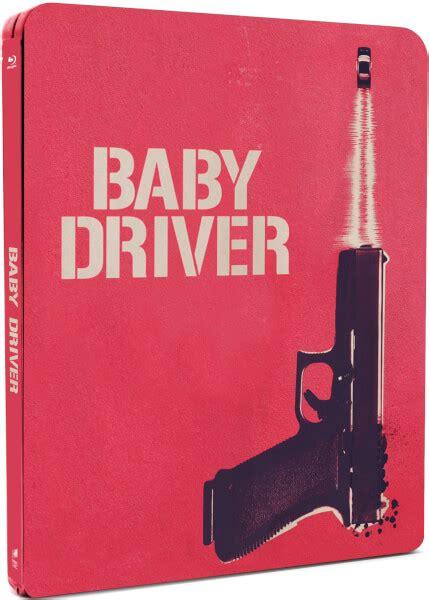 Baby 4k Bluray baby driver limited edition steelbook zavvi