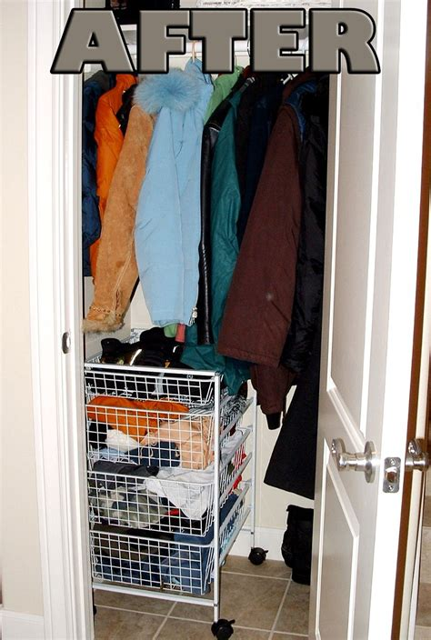 How To Make More Room In Your Closet by Create More Room For Storage This The Fashionable