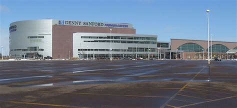 Center Sioux Falls Mba by City Releases Event Center Siding Settlement To