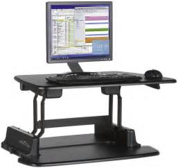 stand up desk stand up with varidesk for global employee health and