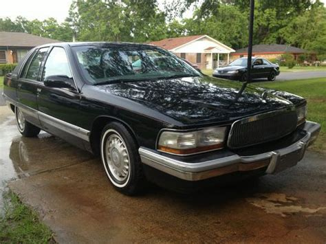 how to sell used cars 1996 buick roadmaster security system purchase used 1996 buick roadmaster limited collector s edition sedan 4 door 5 7l in west monroe