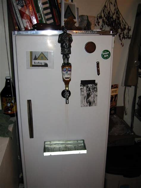 Tap Kitchen Faucet Build A Kegerator Rooftop Brew
