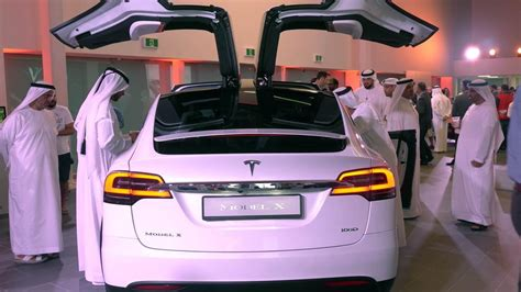 Tesla Dealership Near Me Tesla Launches In Dubai With New Showroom And Service Center