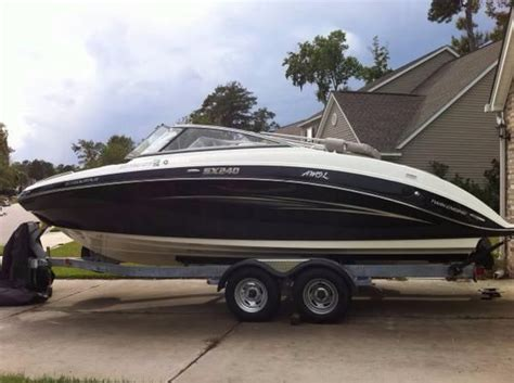 yamaha boats charleston sc 2012 yamaha sx240 ho 24 foot 2012 motor boat in
