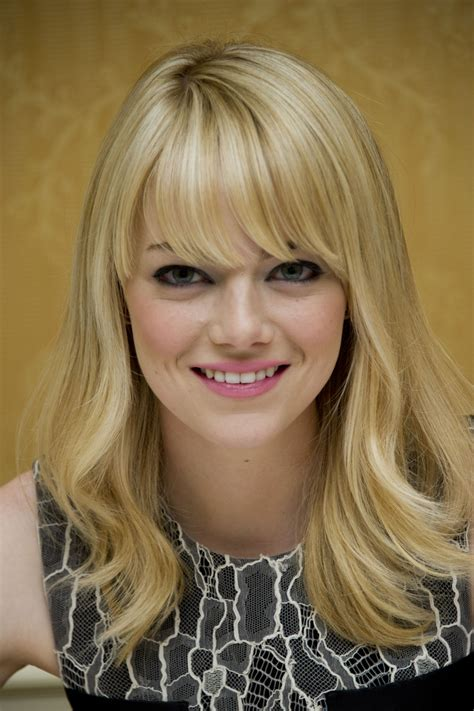 hairstyles for people with thin hair that want lers hairstyles for fine hair emma stone page 2 hair