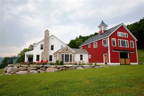 House And Barn | pole barn house plans exterior farmhouse with barn windows