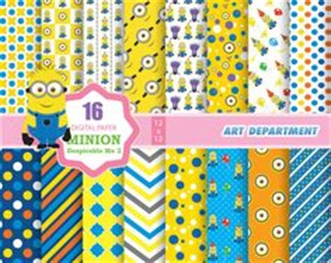 Minions World Graphic 7 1000 images about minions on digital papers