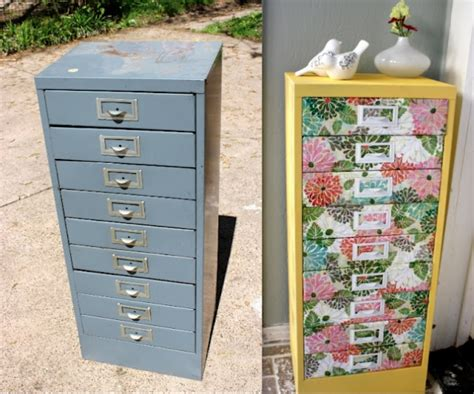 Diy File Cabinet Filing Cabinet Makeover Favething